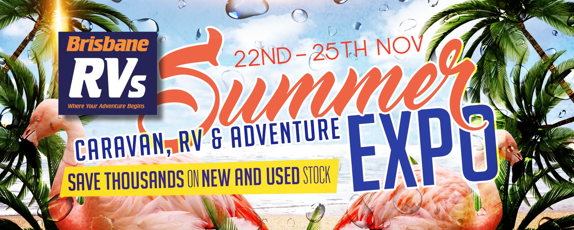 Summer Expo - Brisbane RV's